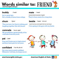 Words similar to FRIEND-200