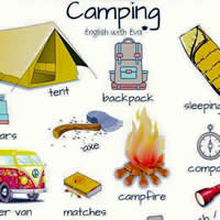 camping-vocabulary-in-english-200