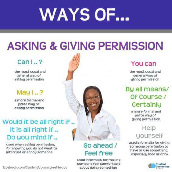 asking-and-giving-permission