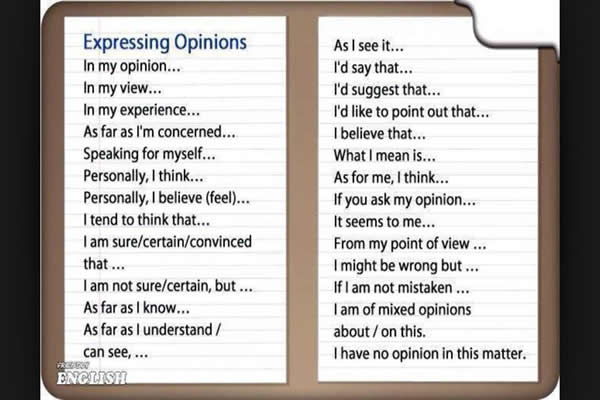 expressing-opinions-in-english