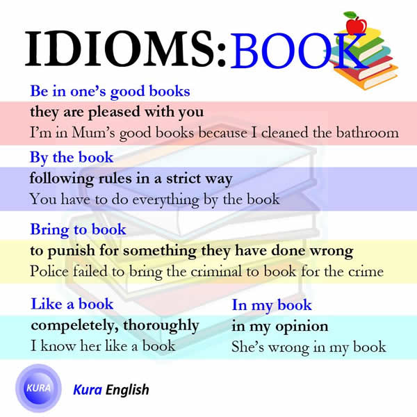 idioms-related-book