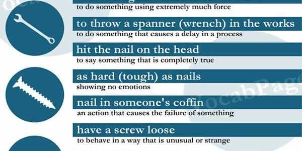 idioms-with-tools