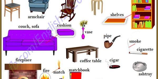 living-room-vocabulary-in-english