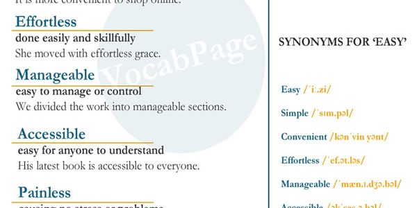 synonyms-words-easy