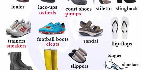 vocabulary-shoes