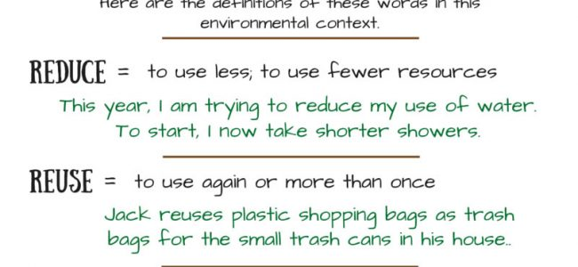 reduce-reuse-and-recycle-using-and-difference