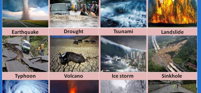 natural-disaster-vocabulary
