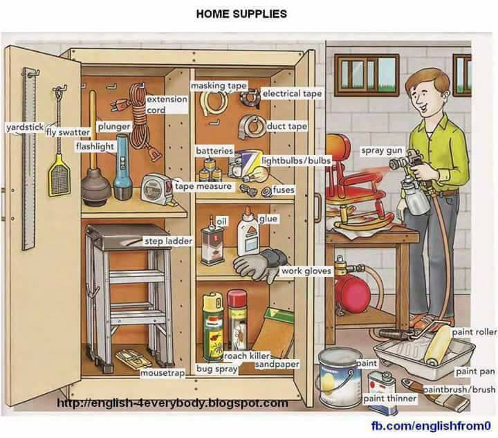 Home Supplies - Visual Expressions