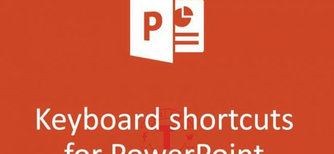Keyboard Shortcuts For PowerPoint-1